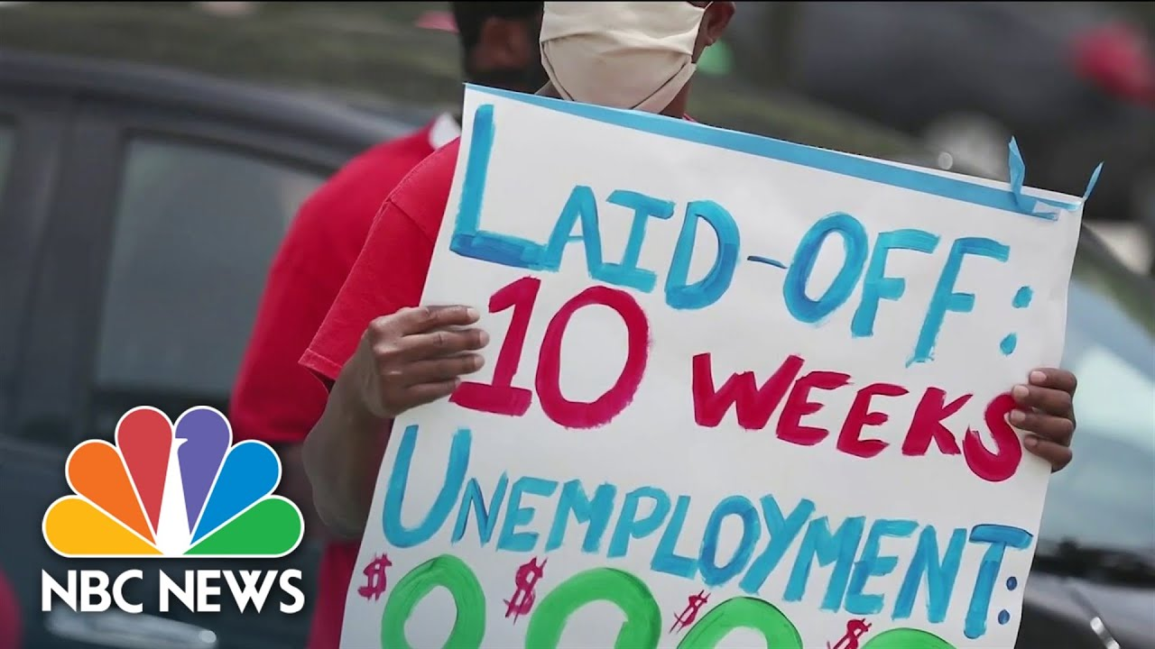 Download Unemployment Clawback: States Asking Unemployed To Pay Back Benefits