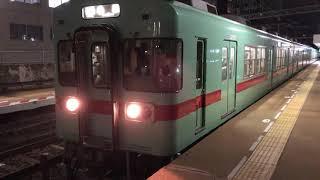 西鉄天神大牟田線5000系普通列車