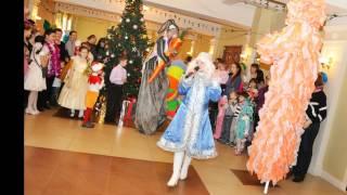 Новогоднее представление для детей,сказочная анимация (383)29-28-921