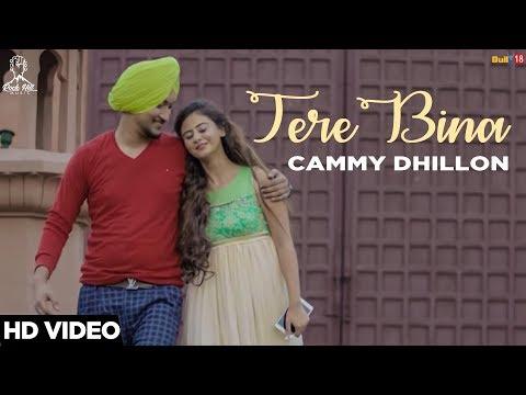 Tere Bina (Full Song)   Cammy Dhillon   Latest Punjabi Song 2017   Rock Hill Music