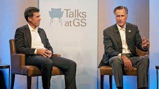 Mitt Romney, US Senator from Utah