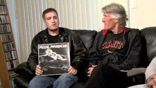 SHOCKWAVES VideoCast Ep. 2 (Part 1 of 3): John Kornarens & Jon Sutherland – The Birth of METALLICA
