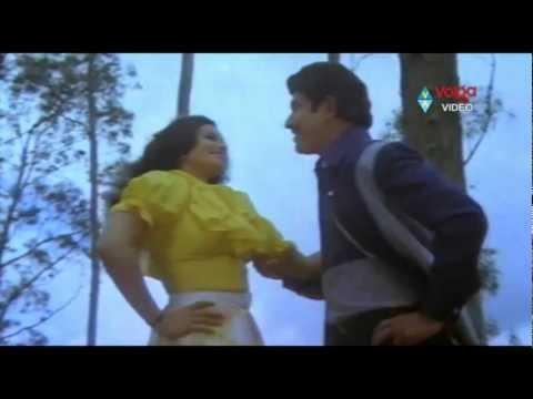 Khaidi Rudraiah Songs - Raa Guruu - Krishna Sridevi