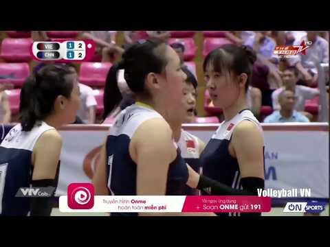 Highlight Bích Tuyền | U19 Việt Nam - U19 Trung Quốc | AVC Women Volleyball U19 Champions