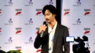 シドニーで行われた15th Japanese Film Festivalにスペシャルゲストとし...