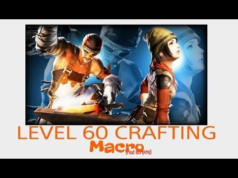Xiv Heavensward Crafting Macros