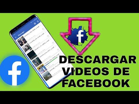 ¿Cómo descargar Videos de  facebook desde nuestro celular? muy fácil y Rápido paso a paso 😃