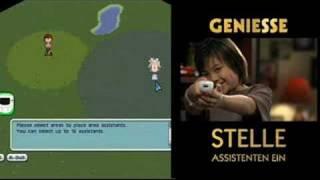 SimCity Creator Trailer (deutsch)