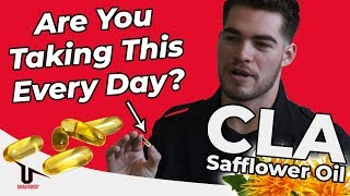 CLA Safflower Oil - The Ultimate Weight Loss Supplement