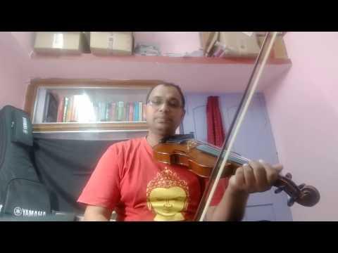 Violin Tutorial for Beginners in Hindi Part - 2