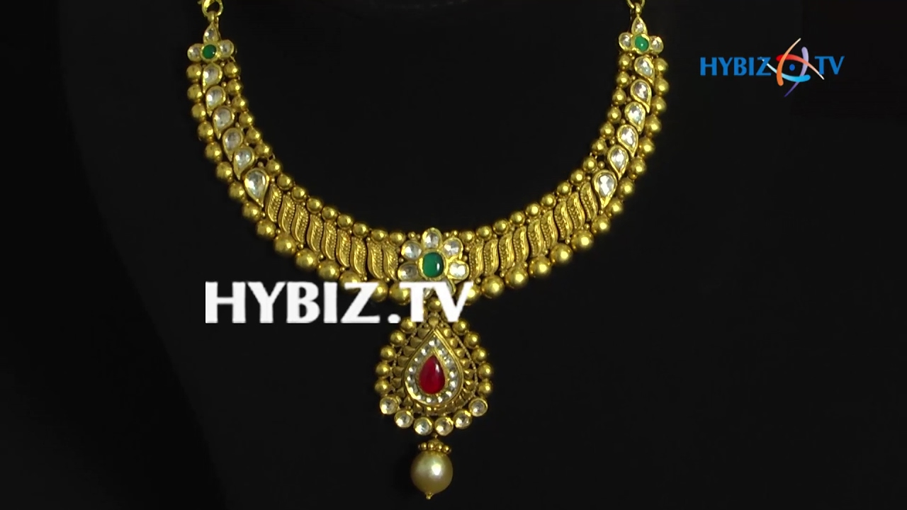 Simple and Beautiful Gold Necklace Designs | Malabar Gold and ...