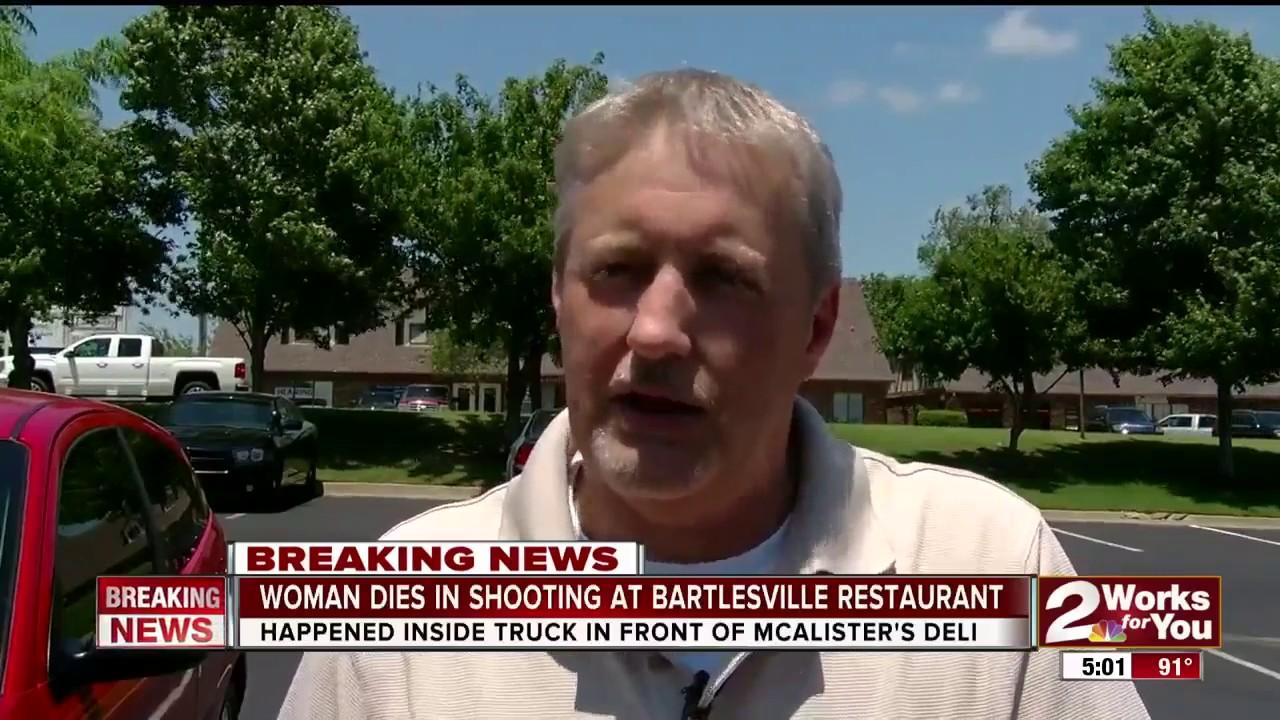 Woman dies in Bartlesville shooting