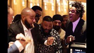DJ Khaled Wins Big At Jay Z Blackjack Tournament Shawn Carter Foundation Gala 2019