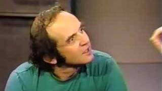 Harvey Pekar on Letterman