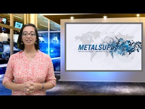 Daily Metals- Iron,Steel,Copper,Aluminium,Zinc,Nickel-Prices,News,Analysis & Forecast - 27/07/2017.