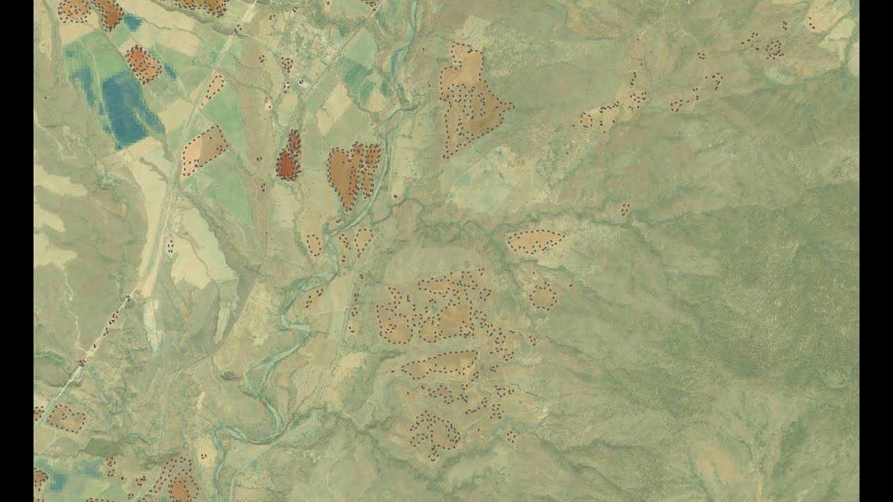 Land Cover Change Analysis with Python and GDAL - Tutorial