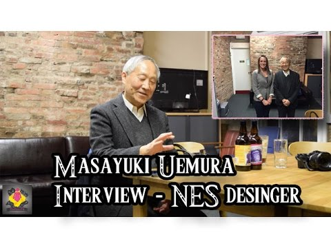 Youtube Exclusive: Masayuki Uemura Interview - Designer of the NES
