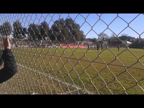 2° gol del Villa Teresa a Huracan - L.B.D.C