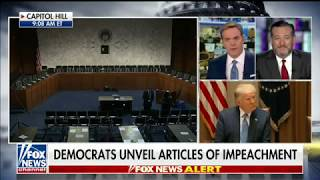 ICYMI on Fox News: Sen. Cruz DESTROYS Democrats' Biased Articles of Impeachment Against Trump