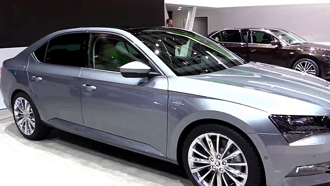 2018 skoda superb 4x4 l k special first impression lookaround review youtube. Black Bedroom Furniture Sets. Home Design Ideas