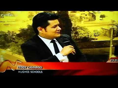 Entrevista a Leonardo Mancilla, semifinalista del Breakthrough Junior Challenge, en Noche a noche