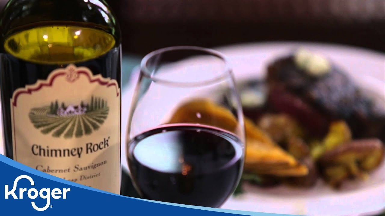 Holiday Entertaining and Wine   VIDEO   Kroger
