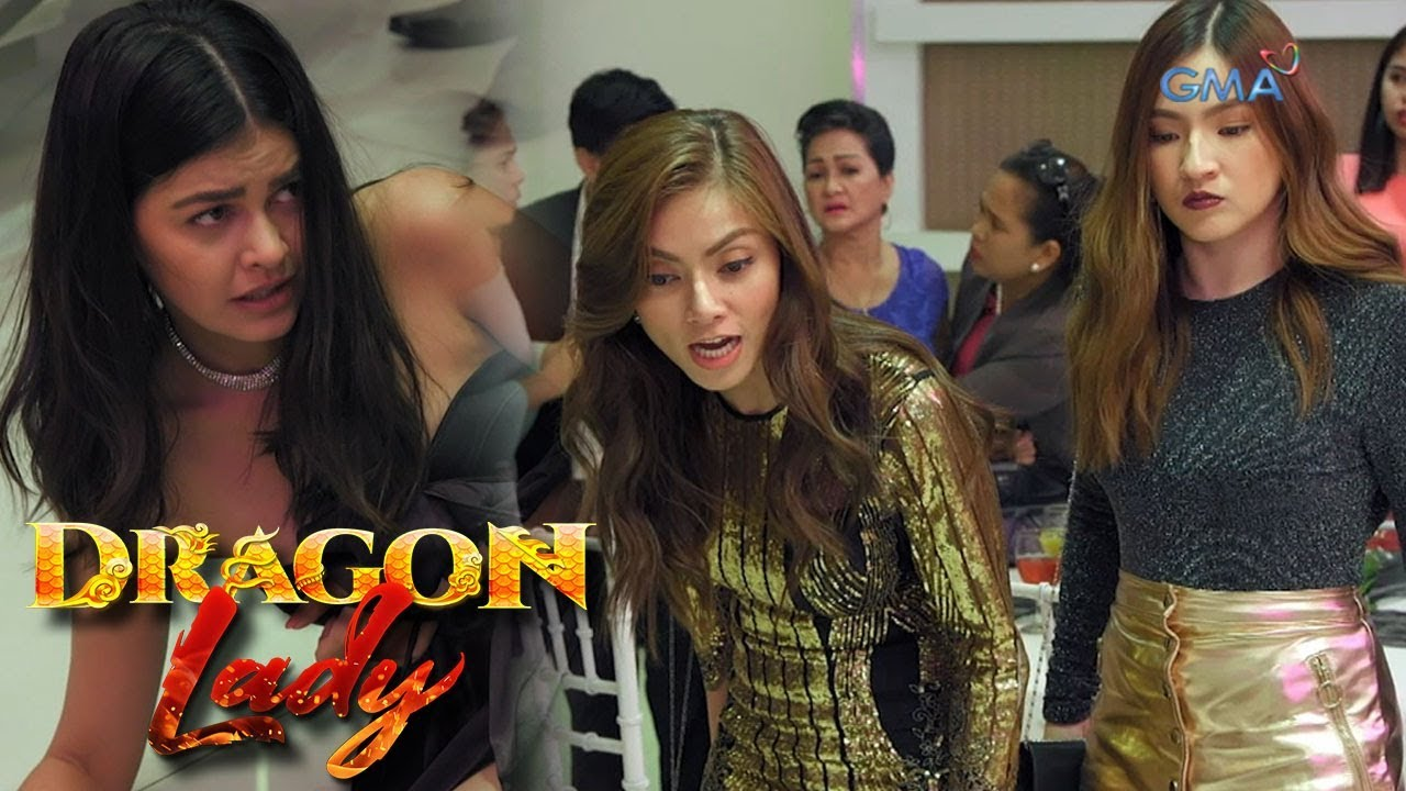 Dragon Lady: Patumbahin si Scarlet | Episode 44 (with English subtitles)