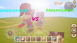Amazindroiid vs DragonGamer767