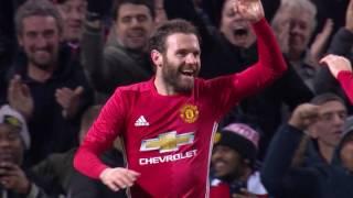 EFL Cup Semi-Final (Leg 1): Manchester United v Hull City | ELEVEN Sports Network Singapore