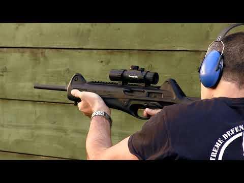 Krav Maga Training - Shooting Range 2015