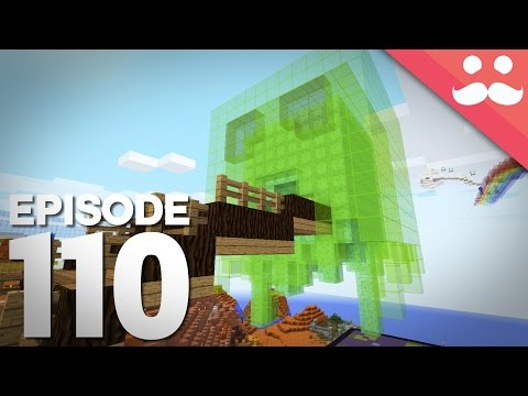 Hermitcraft 4: Episode 110 - The Snot Shop!