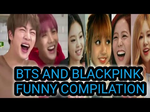 Try Not To Laugh To Bts And Blackpink Funny Moments Compilation KPOP FUNNY MOMENTS