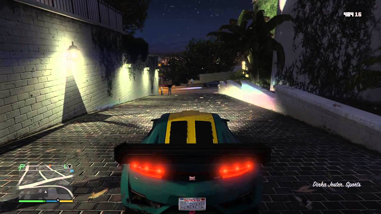 secret car location gta 5 story mode 1 youtube - Gta 4 Secret Cars Locations Xbox 360