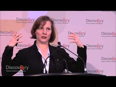 Discovery 13: Innovation Partners Presentation - NCE and NSERC
