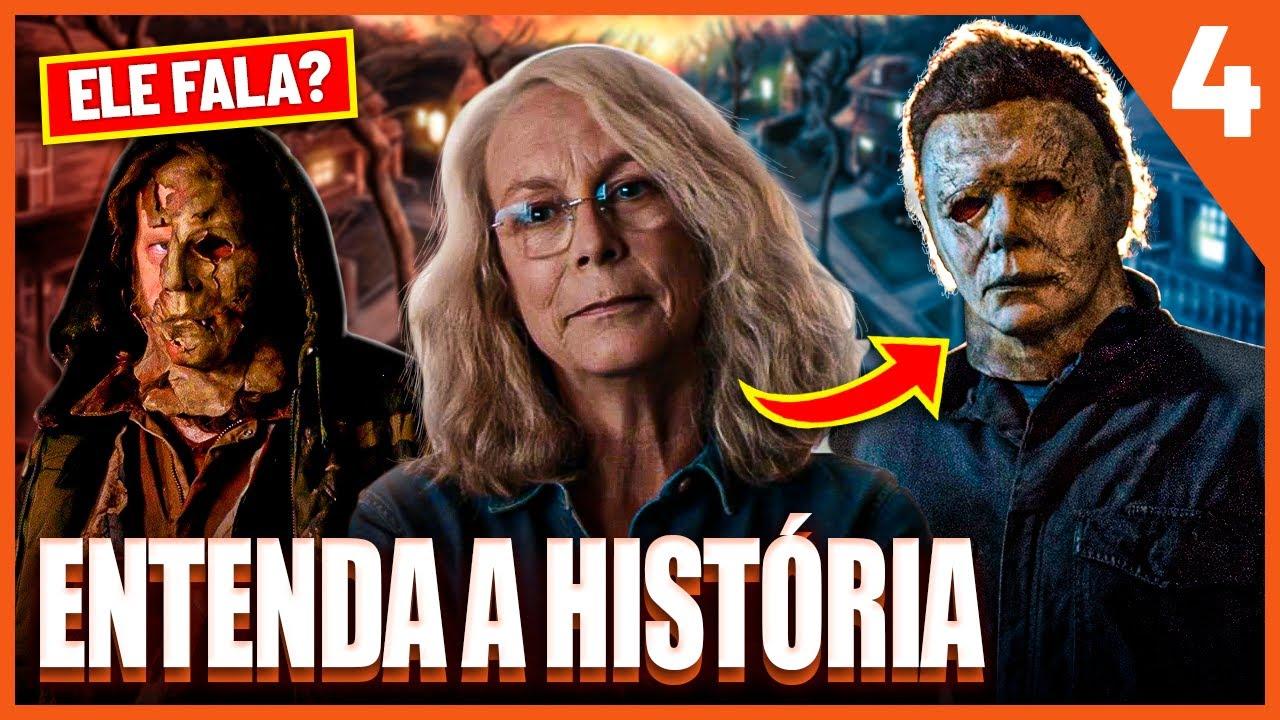 Download Saga HALLOWEEN | História, Curiosidades e Crítica dos Filmes | PT.4