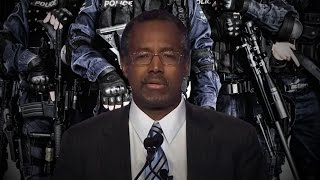 Ben Carson Will 'Intensify' the War on Drugs