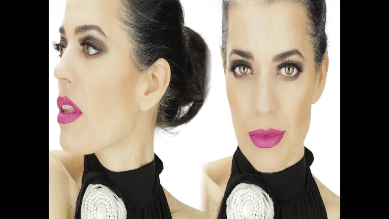 French smokey eye makeup tutorial youtube baditri Choice Image