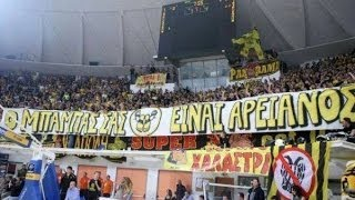 "ARIS vs paok ""Superb Performance"" 19.10.2013 