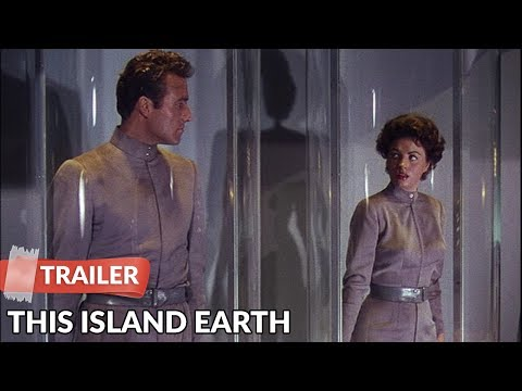 This Island Earth 1955 Trailer | Jeff Morrow