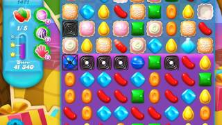 Candy Crush Soda Saga Level 1471 (buffed, 3 Stars)