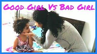 MORAL STORY FOR KIDS | GOOD GIRL Vs BAD GIRL