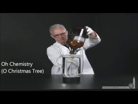 Oh Chemistry (O Christmas Tree) - Scientific Songs of Praise #8