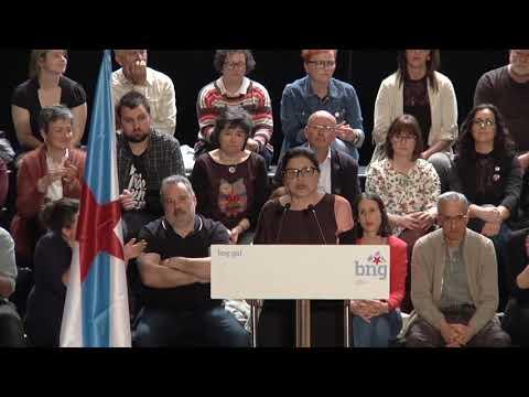 #ENA2019 - Intervención de Carme da Silva, candidata ao Congreso por Pontevedra