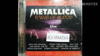 Metallica - Rains Of Blood (Bootleg Audio Live)