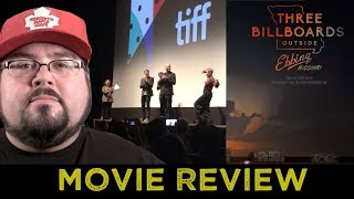 THREE BILLBOARDS OUTSIDE EBBING, MISSOURI movie review - TIFF17