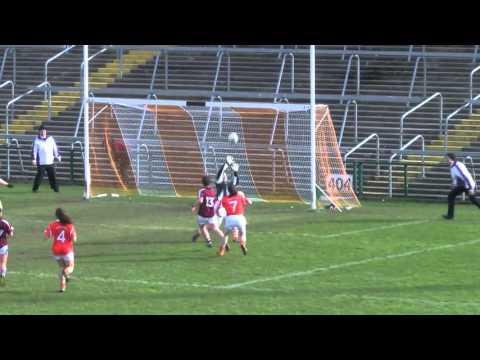 Roisin Leonard goal for Galway