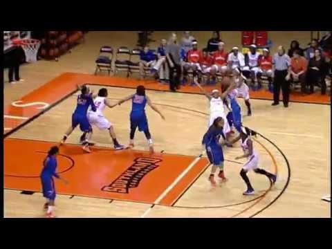 Women's Basketball: SHSU 74, HBU 67 (Highlights)
