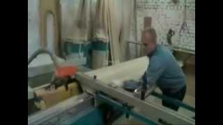 Фрезеровка панели МДФ(Фрезеровка панели МДФ (декоративная накладка на металлическую дверь)., 2012-04-12T05:39:13.000Z)