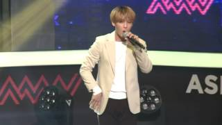 Video [Fancam] BTOB : Minhyuk - 2nd Confession, A.M.N Showcase @ DMC Festival 2016 download MP3, 3GP, MP4, WEBM, AVI, FLV Juni 2018