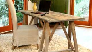 Woodland Creek offers high quality Barnwood Furniture